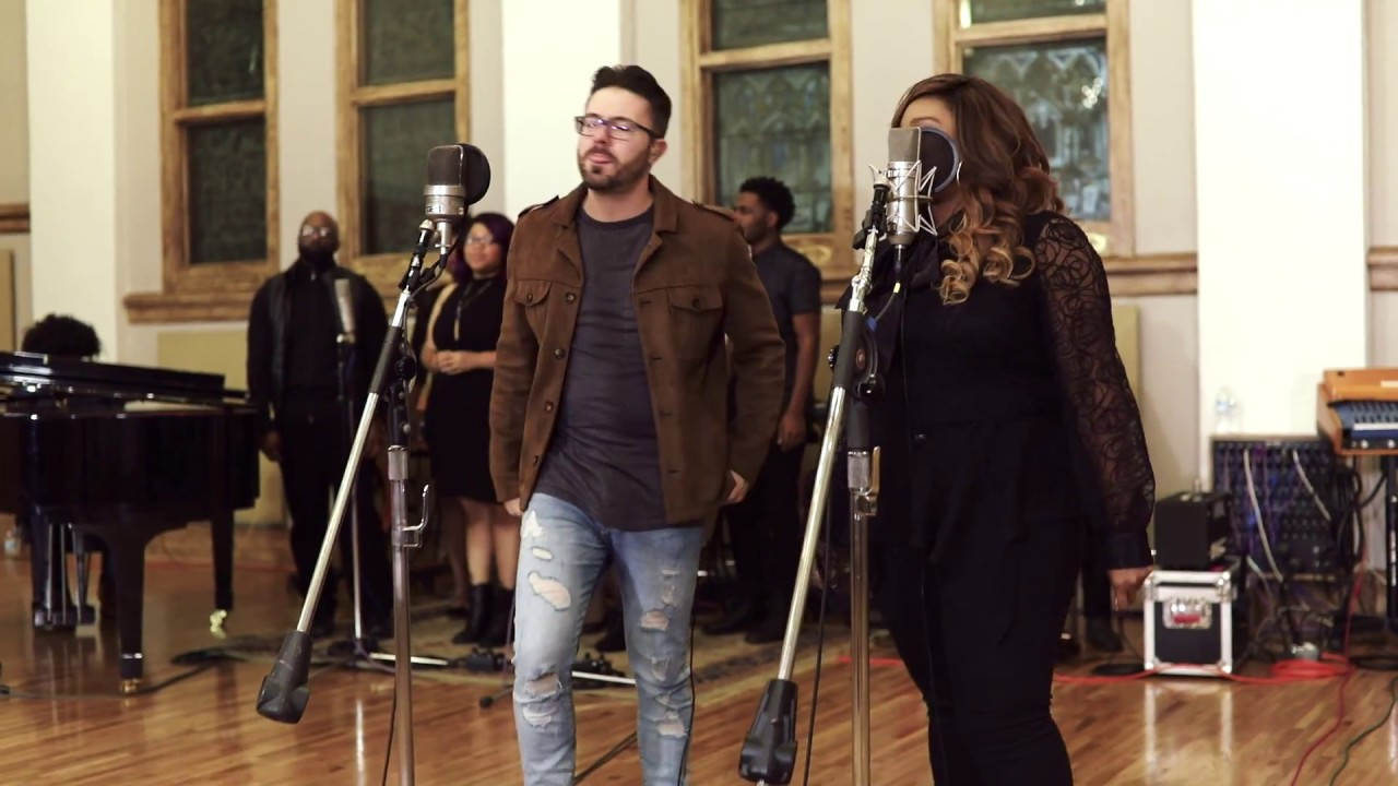Danny Gokey — Better Than I Found It (Official Video) — featuring Kierra Sheard