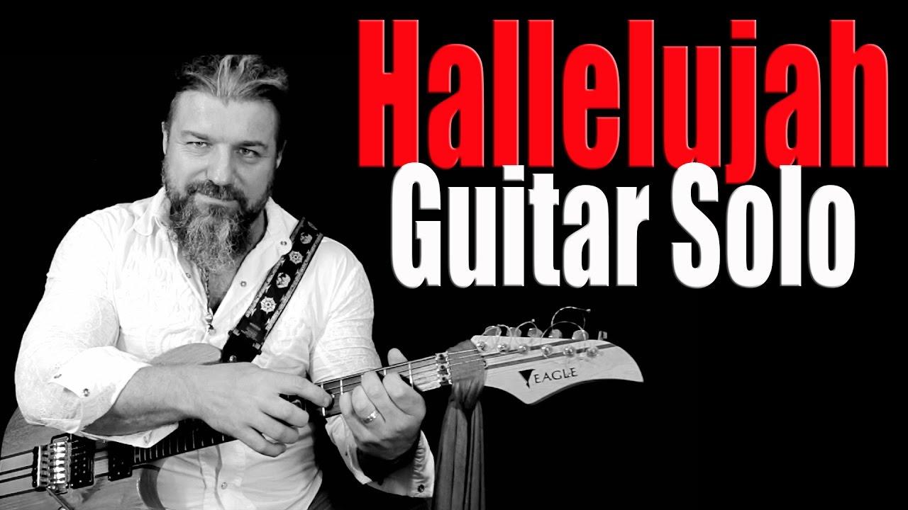 [OFFICIAL VIDEO] Hallelujah (Electric Guitar) — De Ros