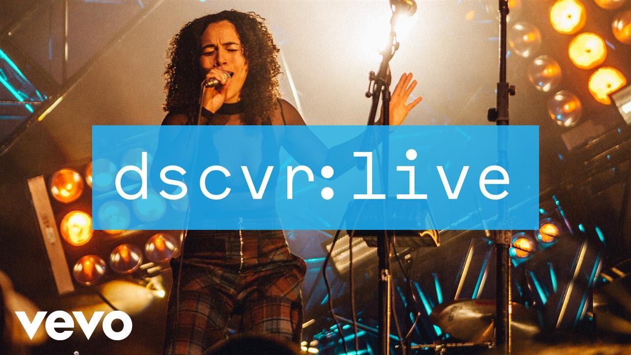 Kiah Victoria — Melancholy (dscvr Live)
