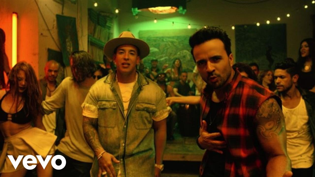 Luis Fonsi — Despacito ft. Daddy Yankee