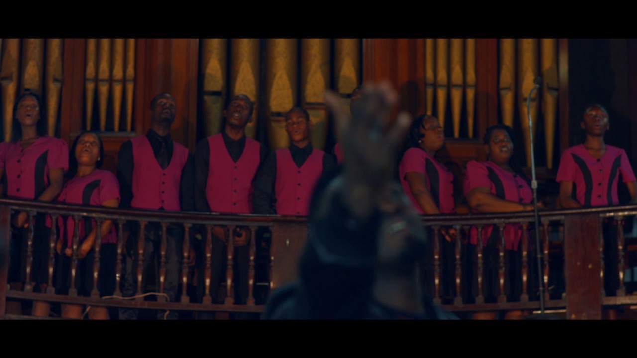 Jermaine Edwards The Hymn Official Video