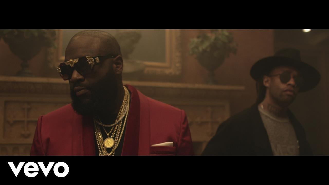Rick Ross — I Think She Like Me ft. Ty Dolla $ign