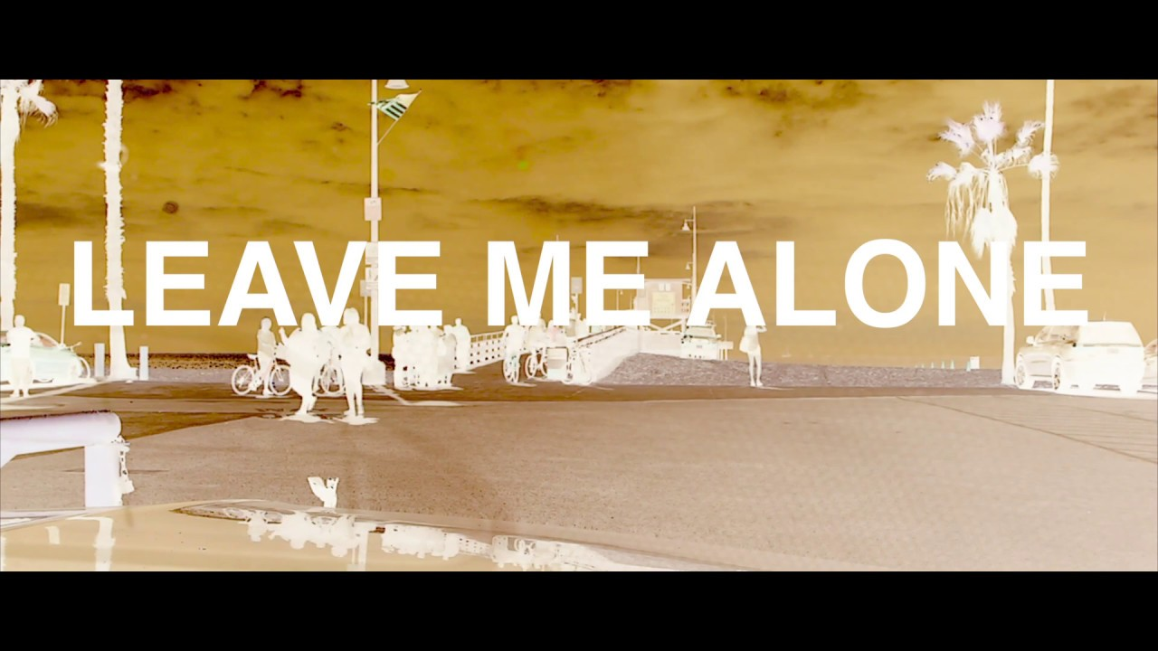 Bugus — Leave Me Alone (Official Video)