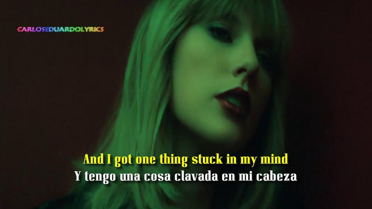 ZAYN, Taylor Swift — I Don't Wanna Live Forever (Official Video) Sub. Español + Lyrics