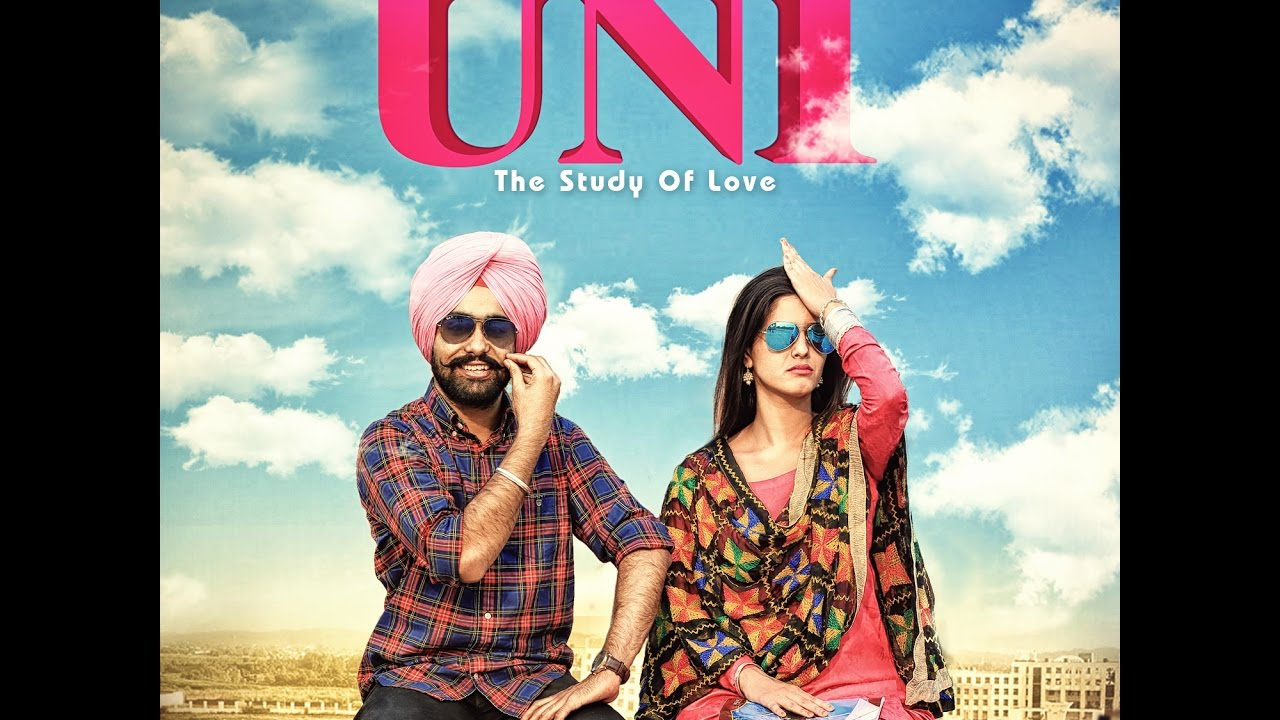 Harman Ramana : UNI (The Study Of Love) || Official Video || New Punjabi Songs 2017