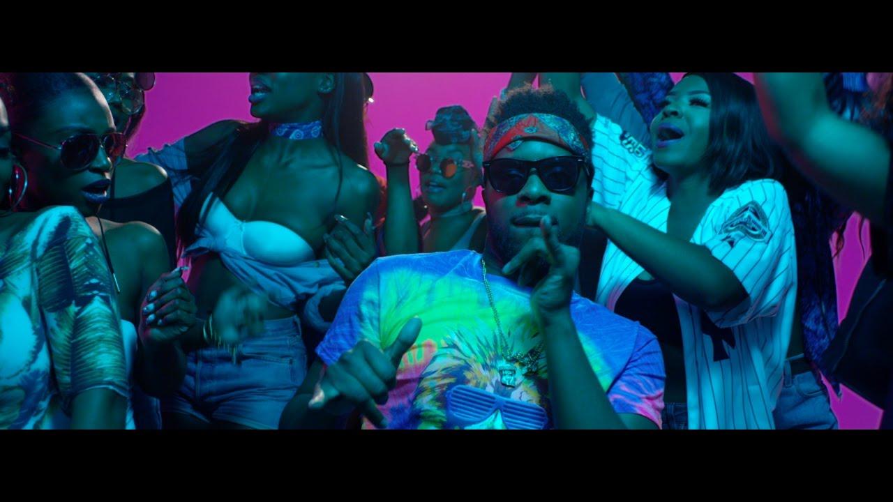 Maleek Berry — Eko Miami ft. Geko (Official Video)