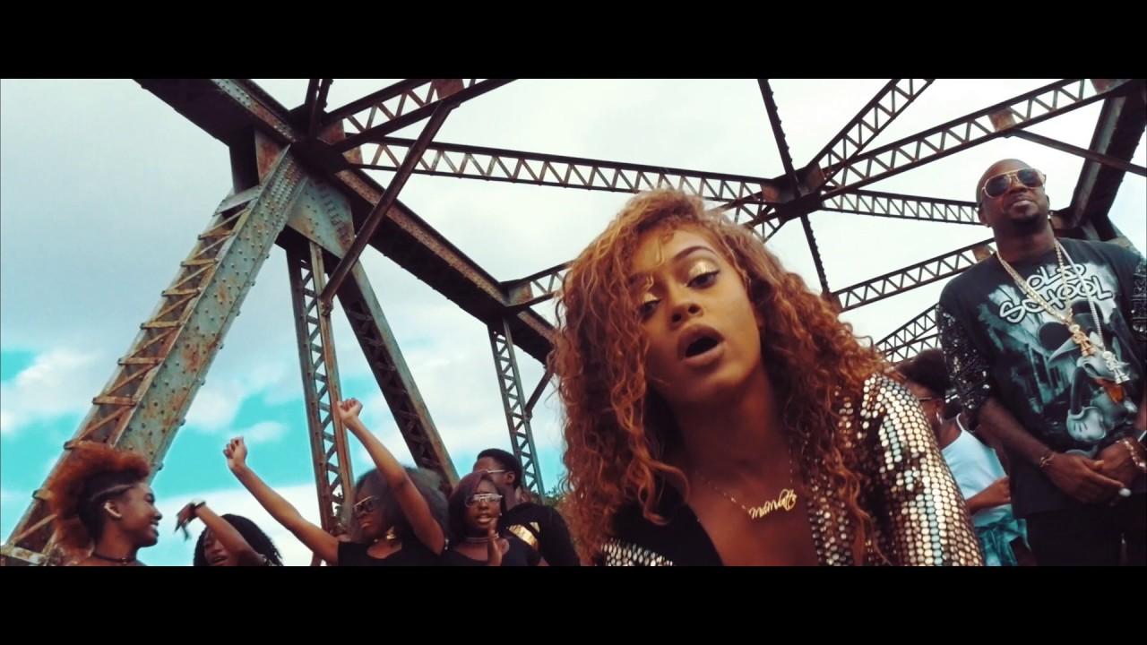 Miss Mulatto — I Got Moves #UsherRaymond (Official Video) ft C White