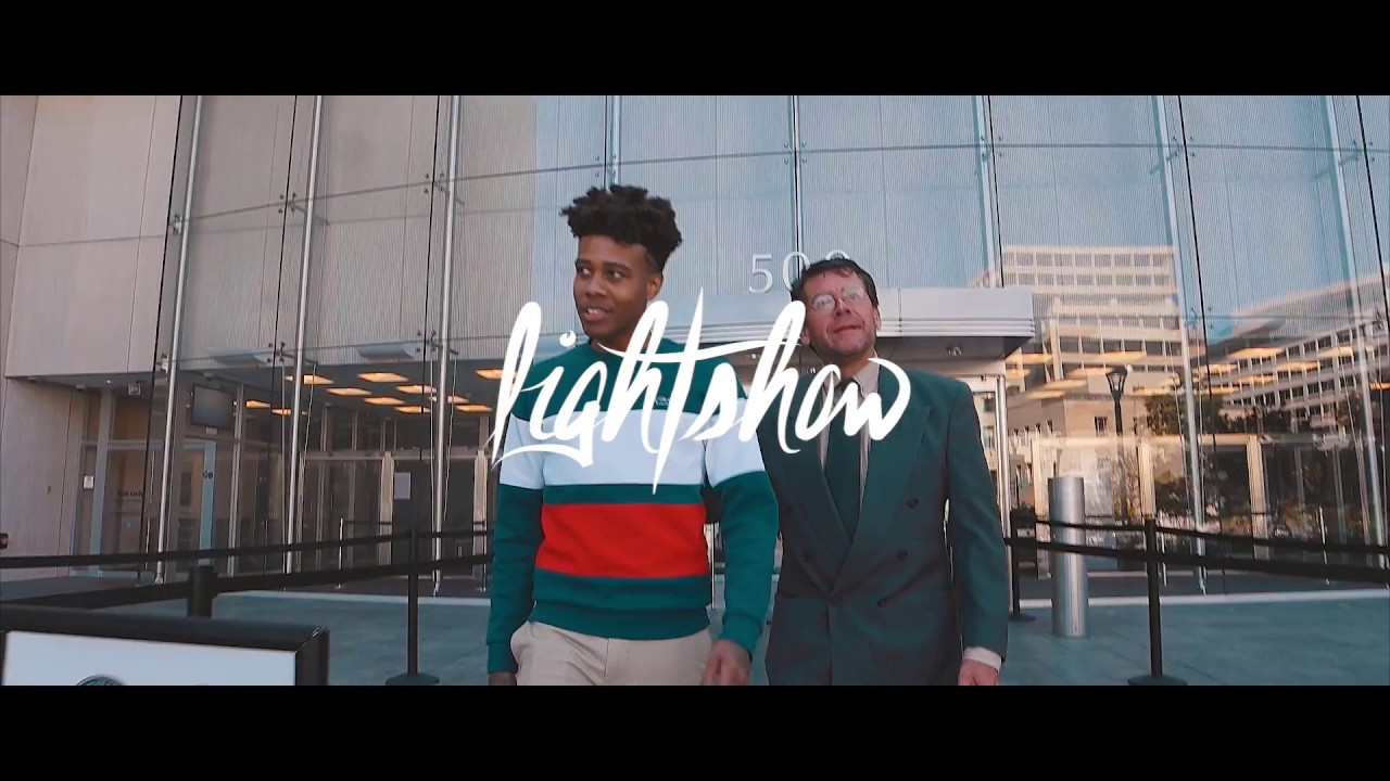 Lightshow — Now (Official Video)