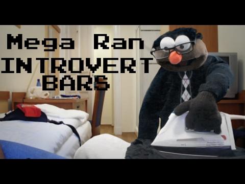 Mega Ran — «Introvert Bars» OFFICIAL VIDEO