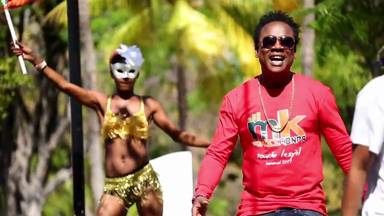 Mass konpa feat Top Adlerman — Touche le syel » [ official Video kanaval 2017 ]