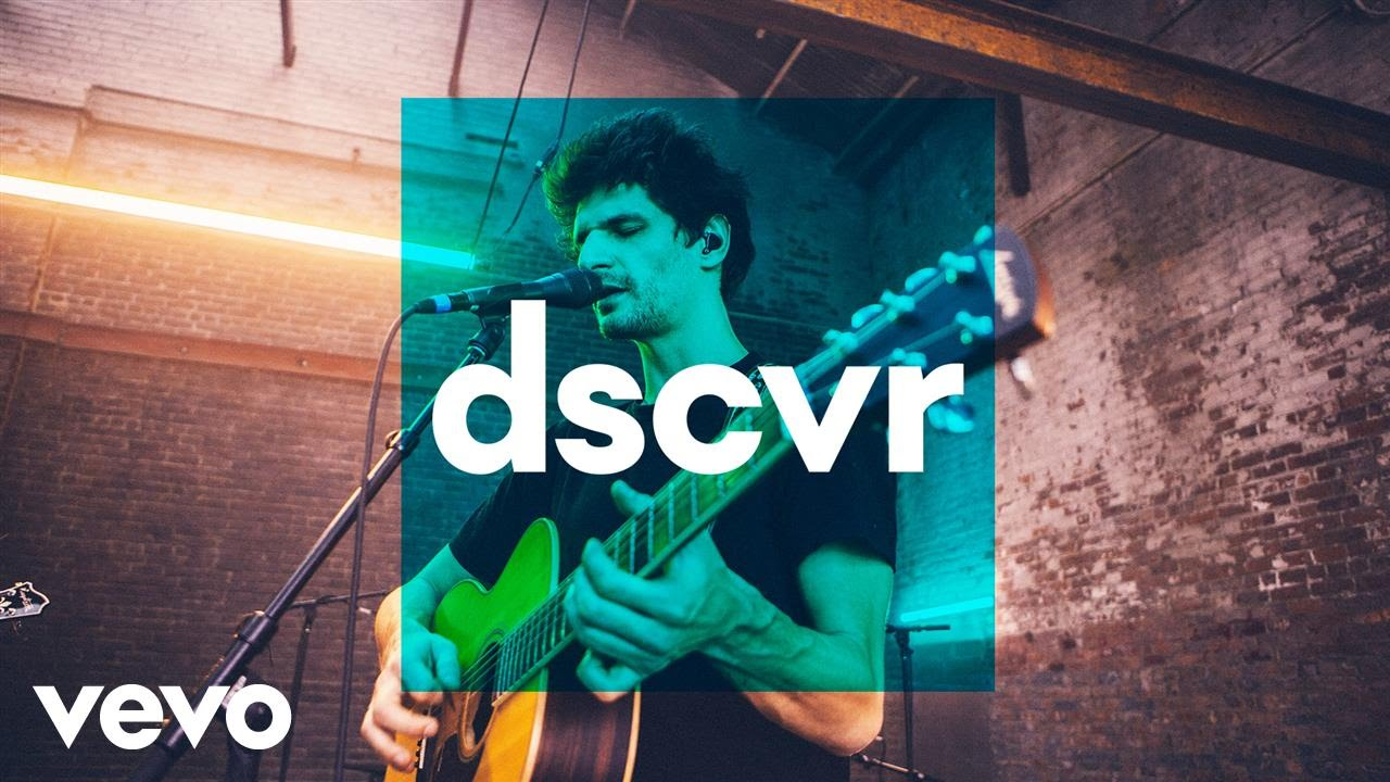 James Hersey — Everyone's Talking — Vevo dscvr (Live)