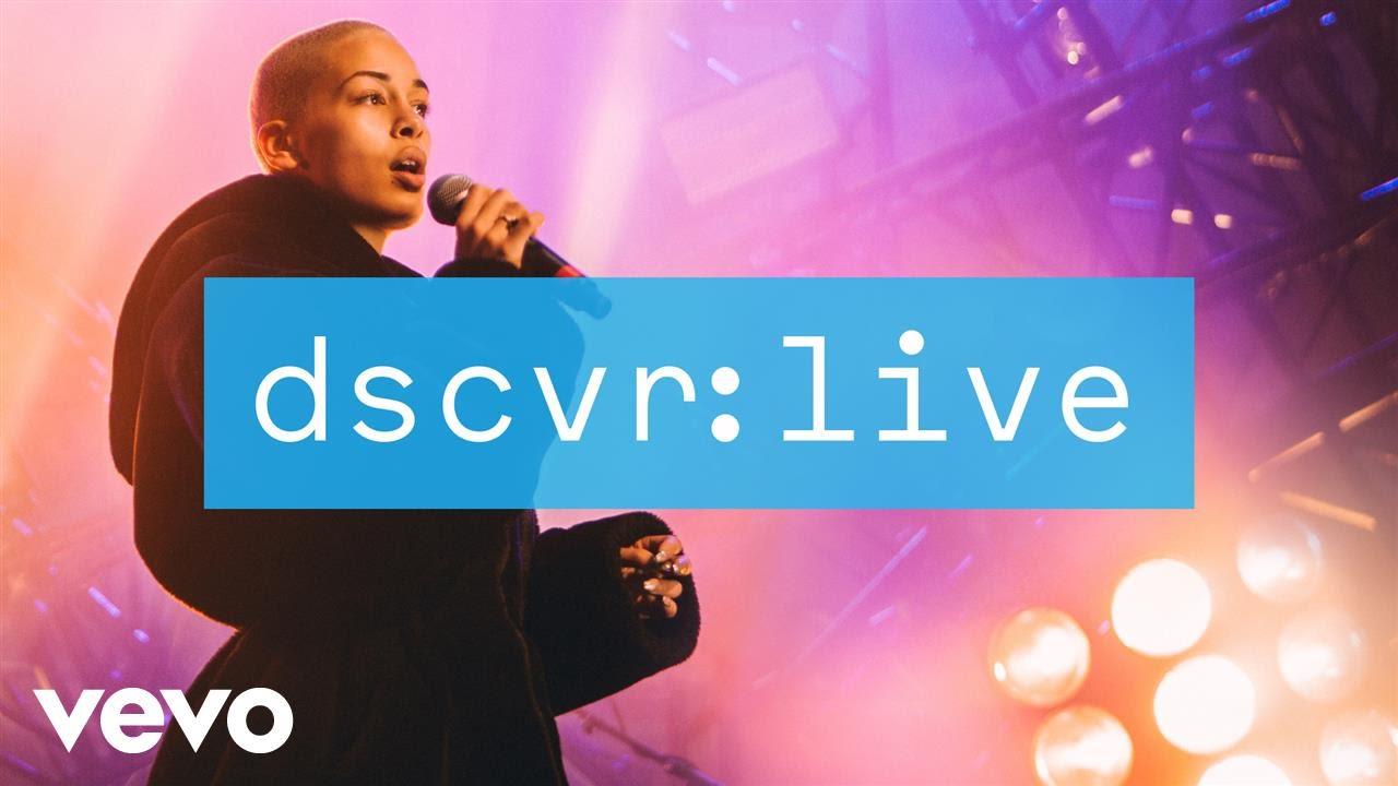 Jorja Smith — A Prince (dscvr Live)
