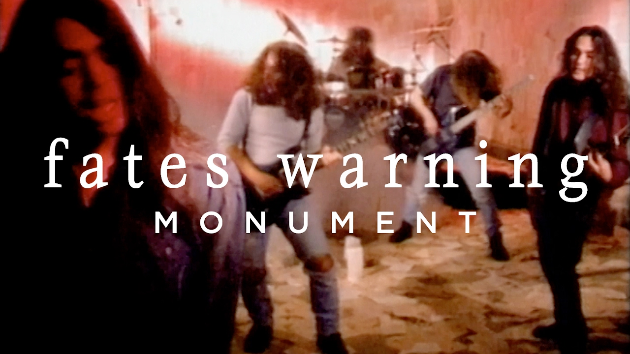 Fates Warning «Monument» (OFFICIAL VIDEO)