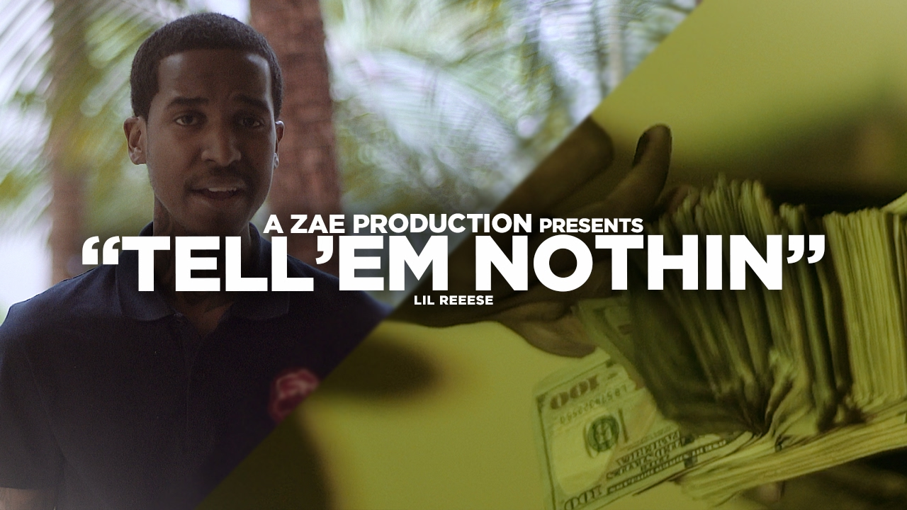 Lil Reese — Tellem Nothin (Official Video) Shot By @AZaeProduction