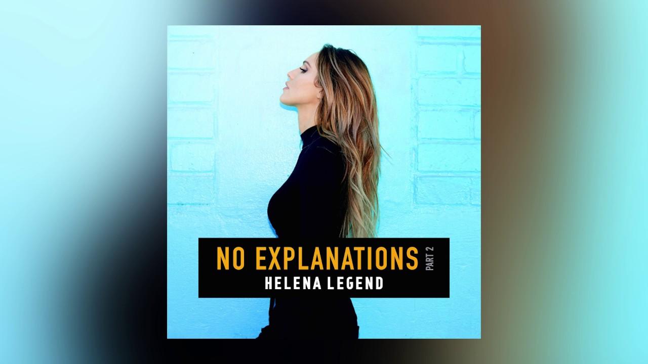 Helena Legend — U Don't Love Me (Cover Art)