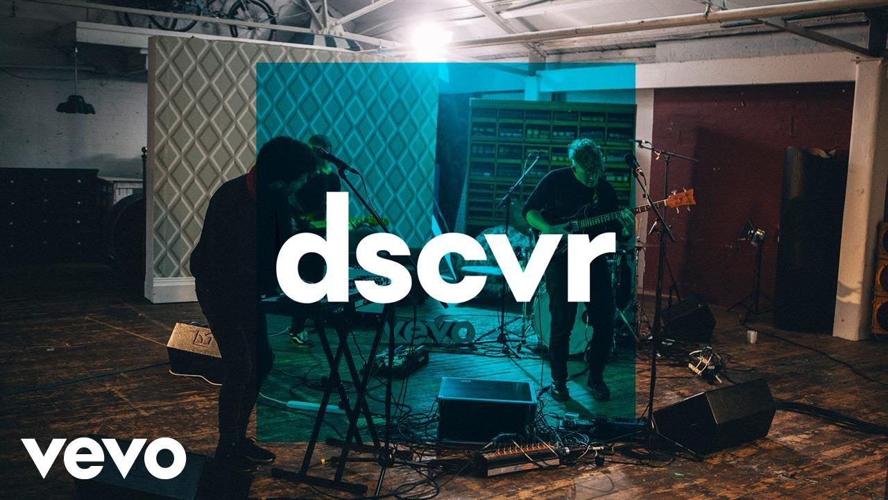 Klangstof — Seasons — Vevo dscvr (Live)