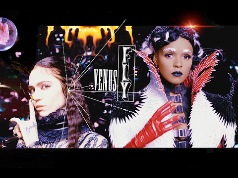 Grimes ft. Janelle Monáe — Venus Fly (Official Video) — YouTube