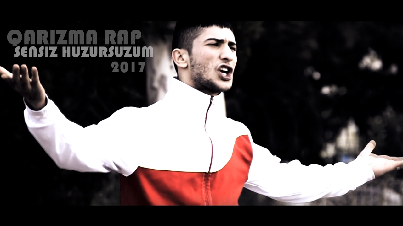 QARİZMA RAP — ( Sensiz Huzursuzum ) (Official Video Klip) 2017 #HD