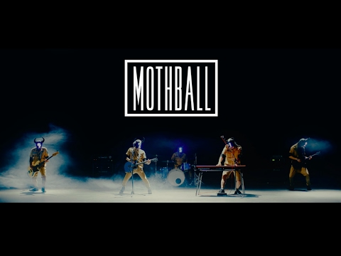 MOTHBALL «Fight It Out»【OFFICIAL VIDEO】