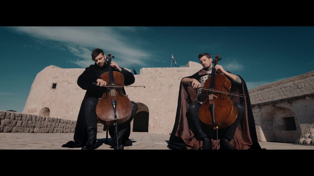 2CELLOS — Game of Thrones [OFFICIAL VIDEO] — YouTube