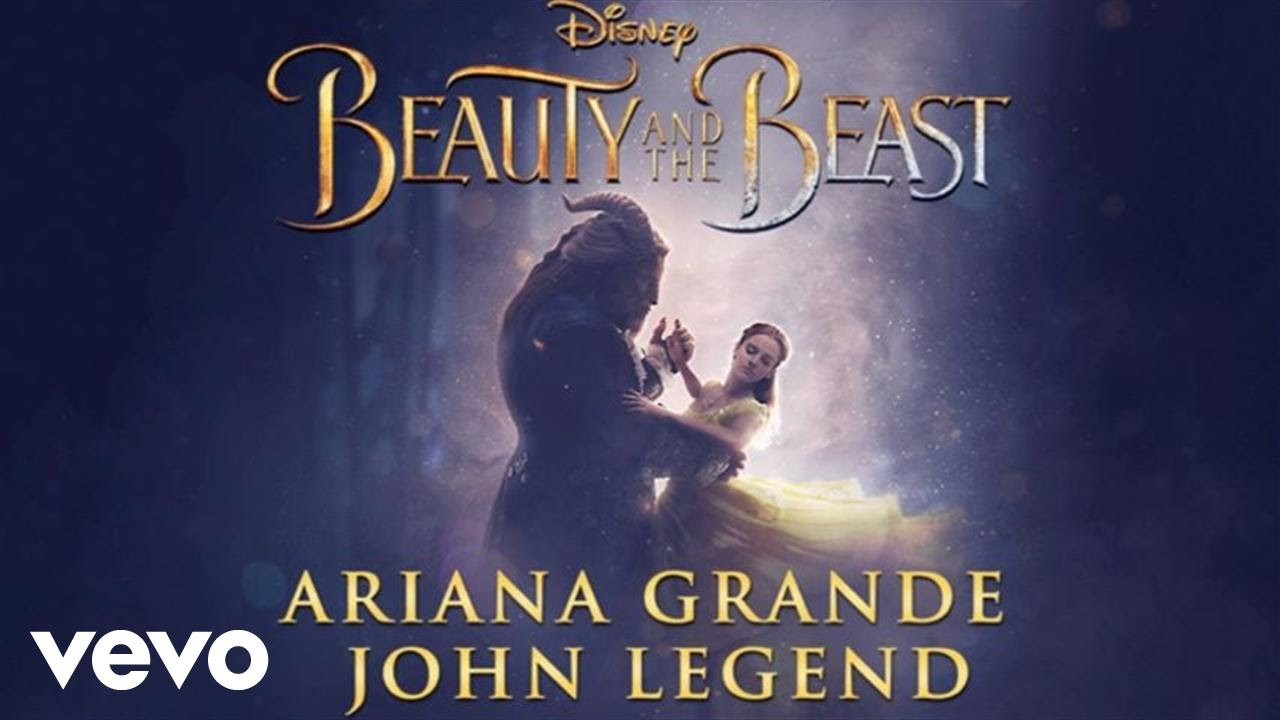 Ariana Grande, John Legend — Beauty and the Beast (From «Beauty and the Beast»/Audio Only)