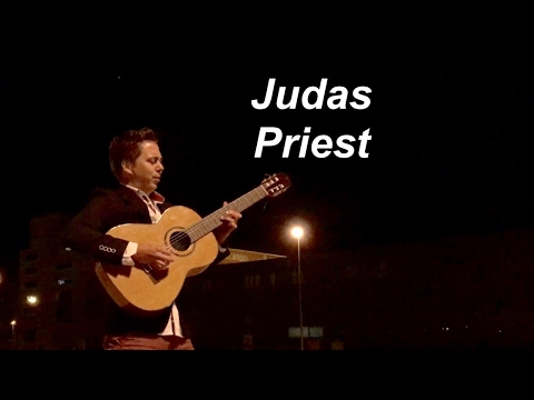 Living After Midnight (JUDAS PRIEST) Acoustic — Thomas Zwijsen (Official Video)
