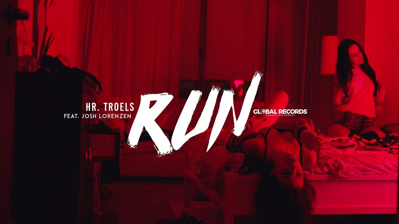 Hr. Troels feat. Josh Lorenzen — Run | Official Video