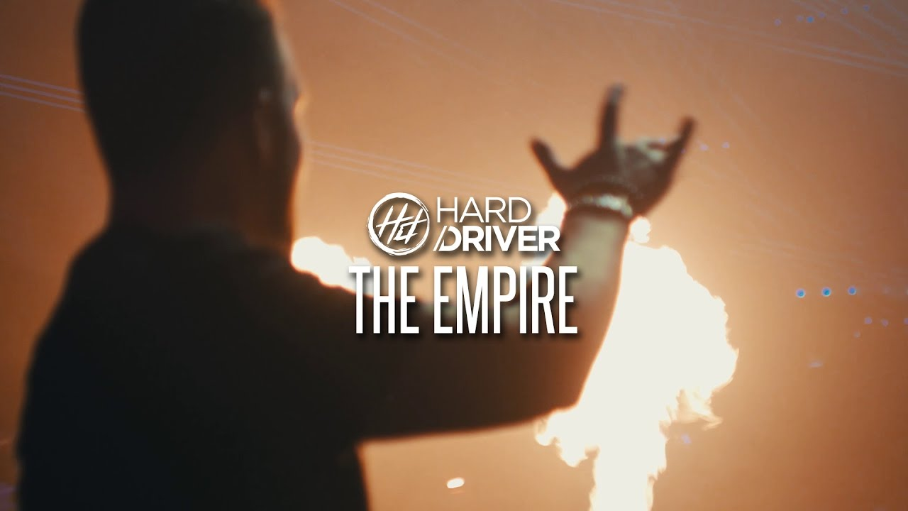 Hard Driver — The Empire (Official Video Clip)