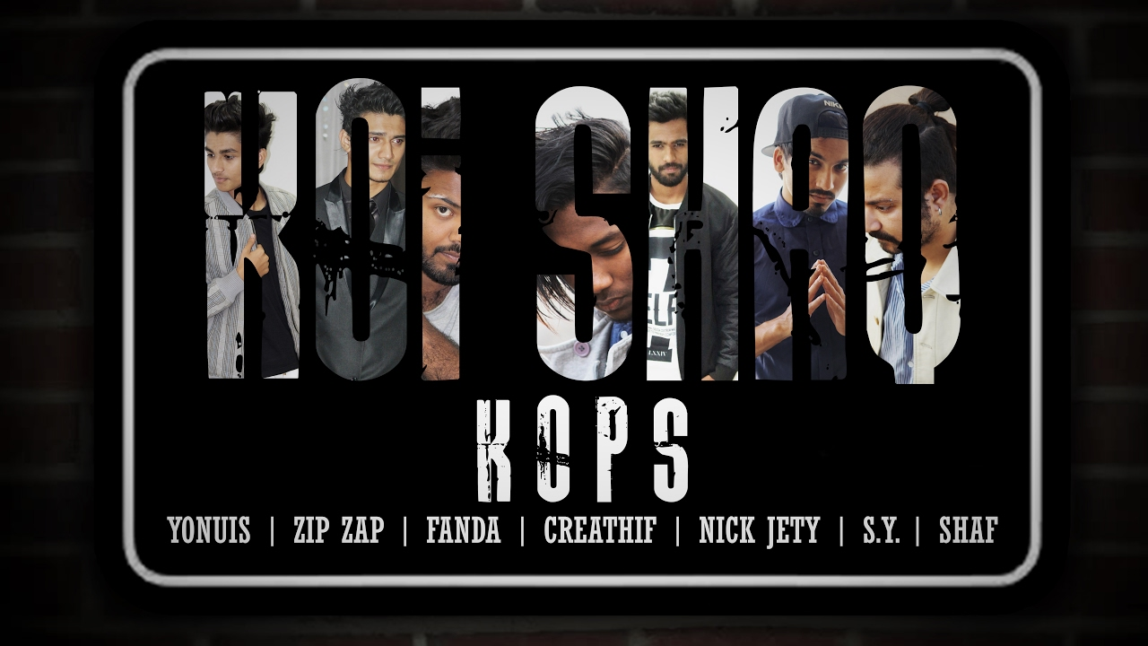 Koi Shaq   Kop's   Official Video   ZYRRHIX   Debut Song