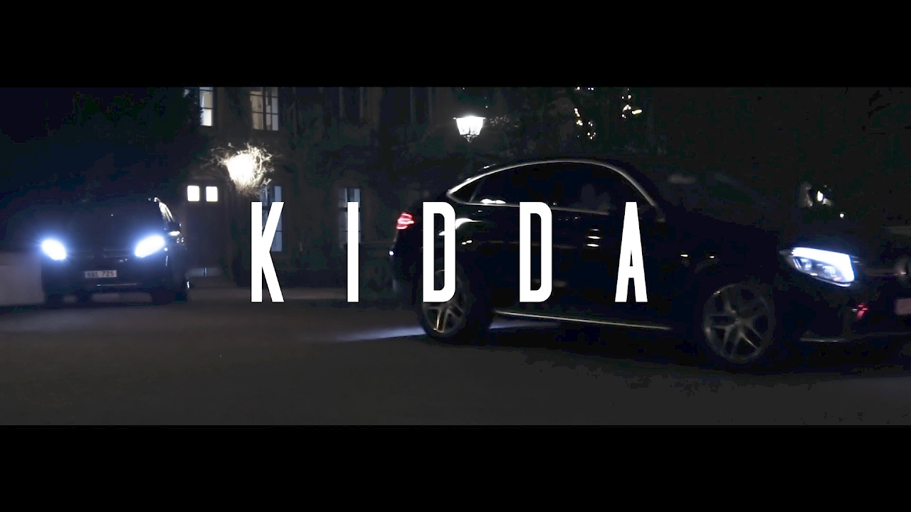 Kidda — Like dat (Prod. by A-Boom) OFFICIAL VIDEO
