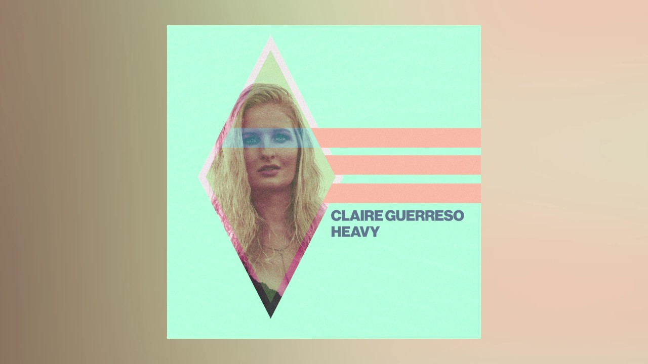 Claire Guerreso — Heavy (Cover Art)