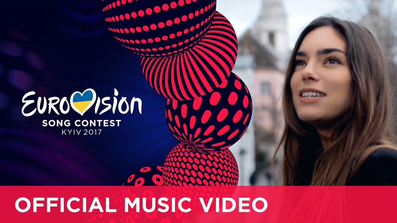Alma — Requiem (France) Eurovision 2017 — Official Music Video