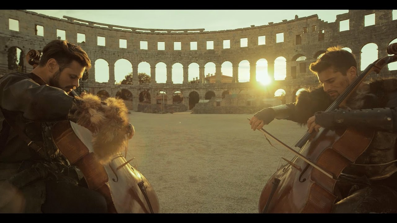 2CELLOS — Now We Are Free [OFFICIAL VIDEO]
