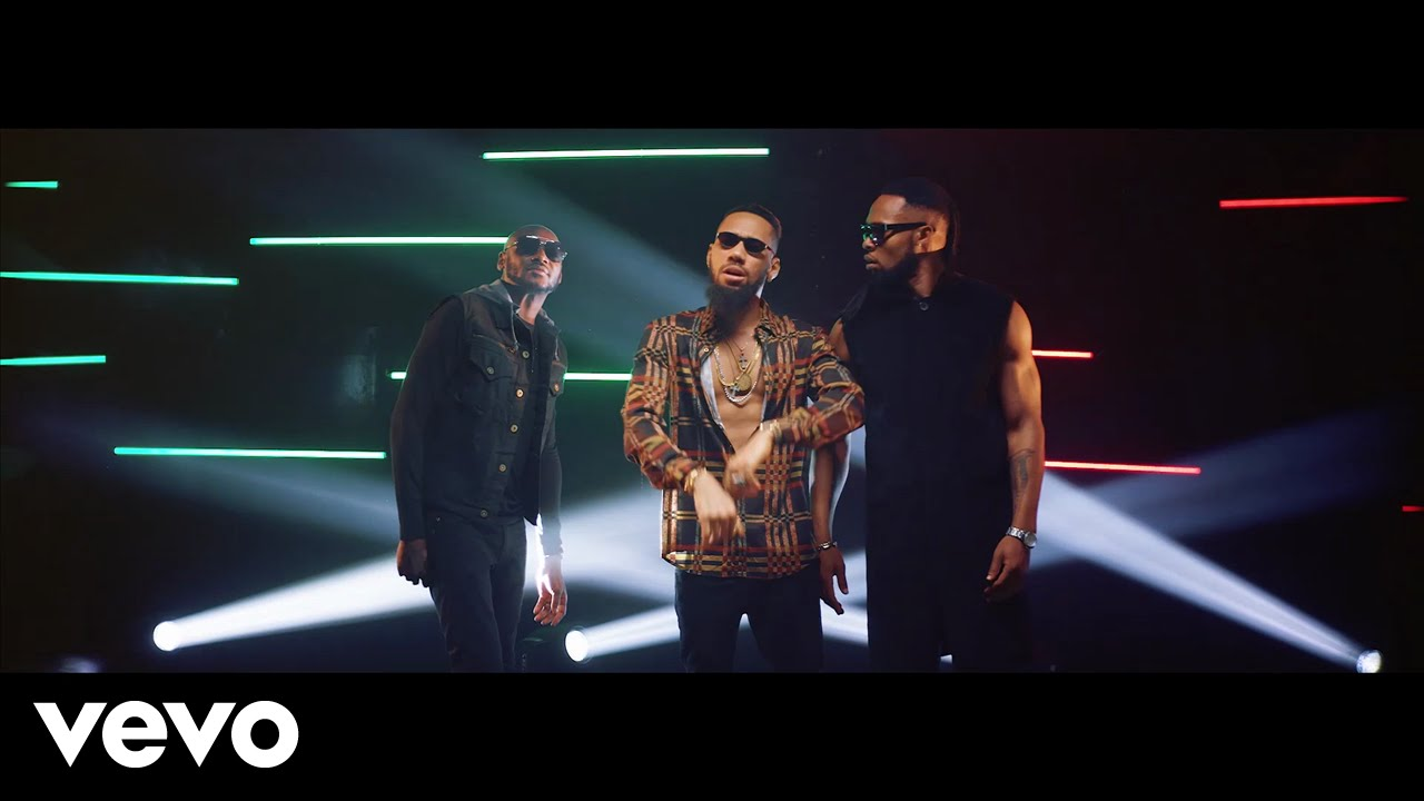 Phyno — Okpeke [Official Video] ft. 2Baba, Flavour