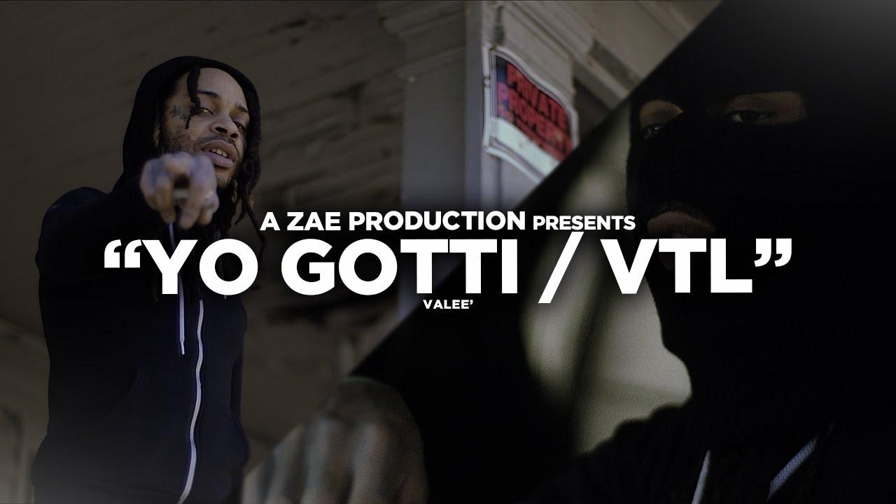 Valee' — Yo Gotti / VTL (Official Video) Shot By @AZaeProduction