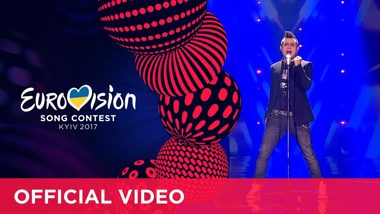 Omar Naber — On My Way (Slovenia) Eurovision 2017 — Official Video