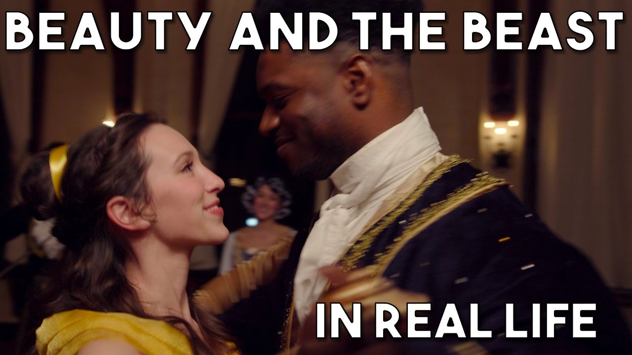 Disney's Beauty and the Beast in Real Life | WWL Official Video