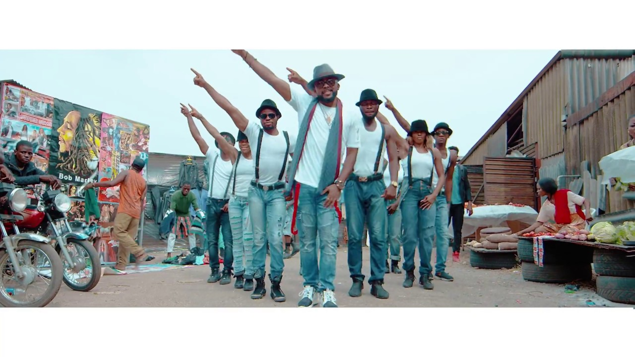 Banky W — «Blessing Me» (Official Video 2017)