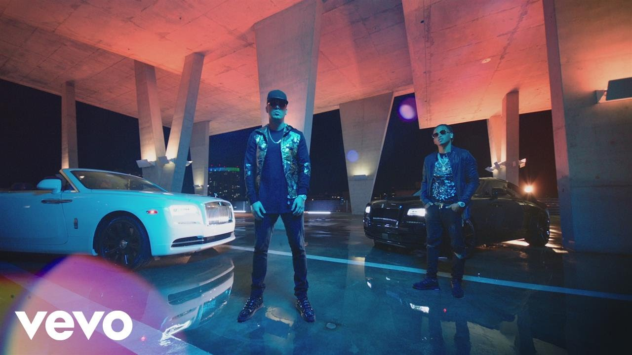 Wisin — Escápate Conmigo (Official Video) ft. Ozuna