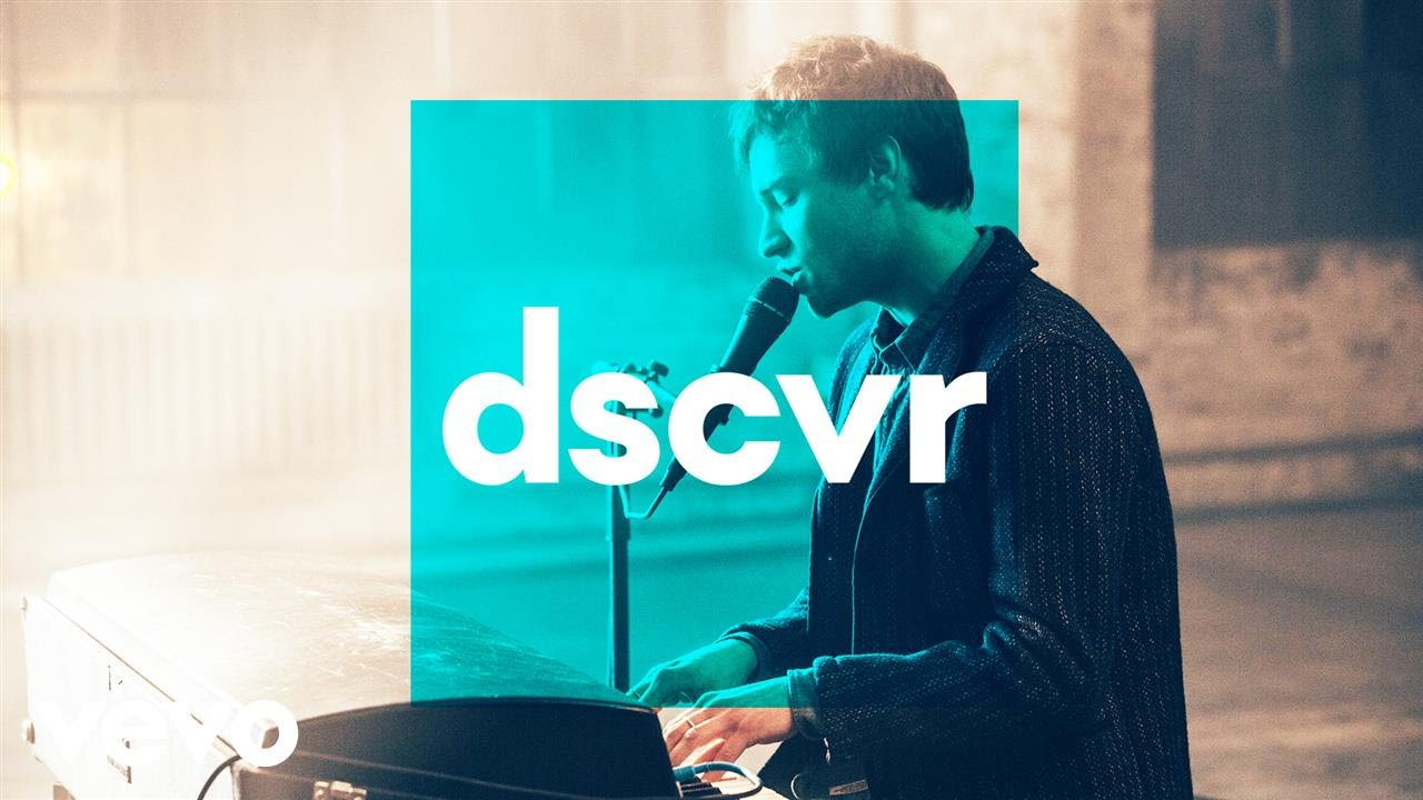 Max Jury — Grace — Vevo dscvr (Live)