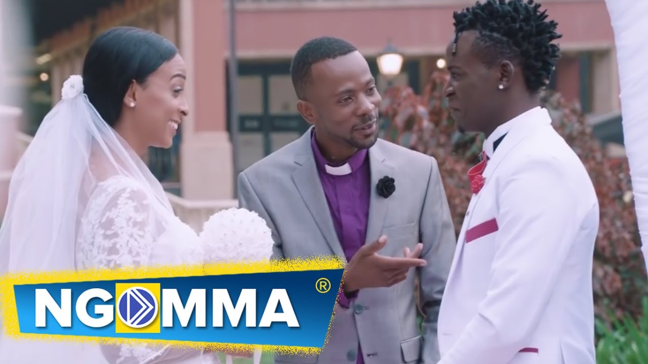 WILLY PAUL & ALAINE — I DO (Official video)
