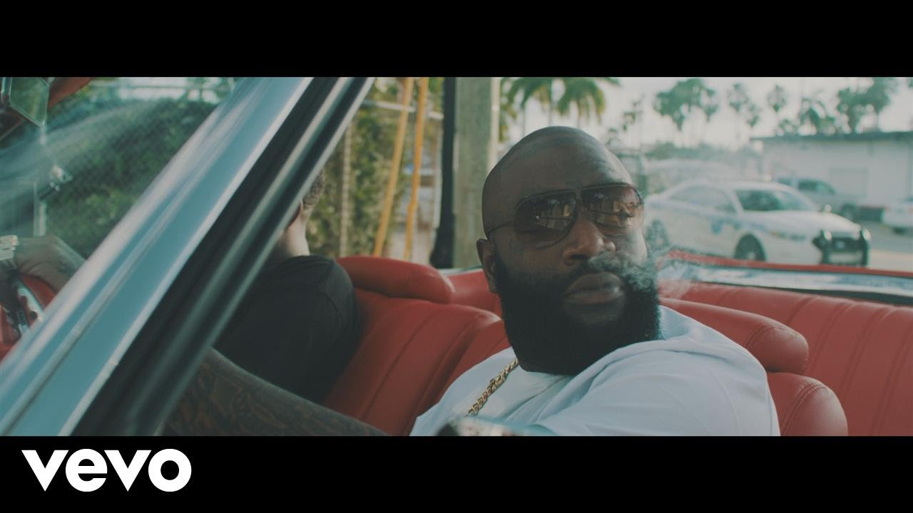 Rick Ross — Trap Trap Trap ft. Young Thug, Wale
