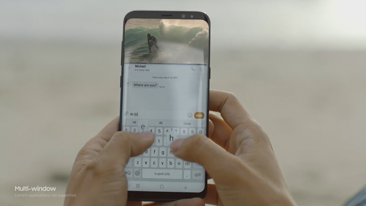 Galaxy s8 Official Video — Samsung Galaxy S8+ Plus Trailer