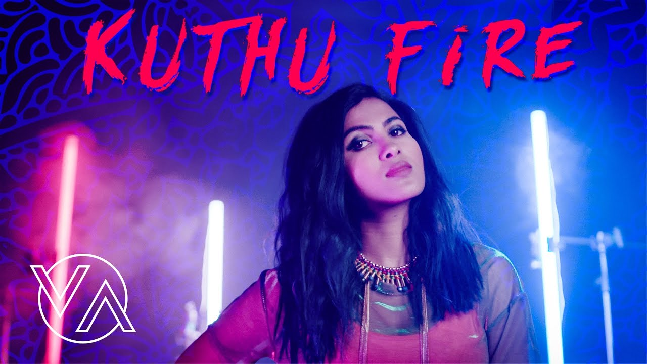 Vidya Vox — Kuthu Fire (Official Video)