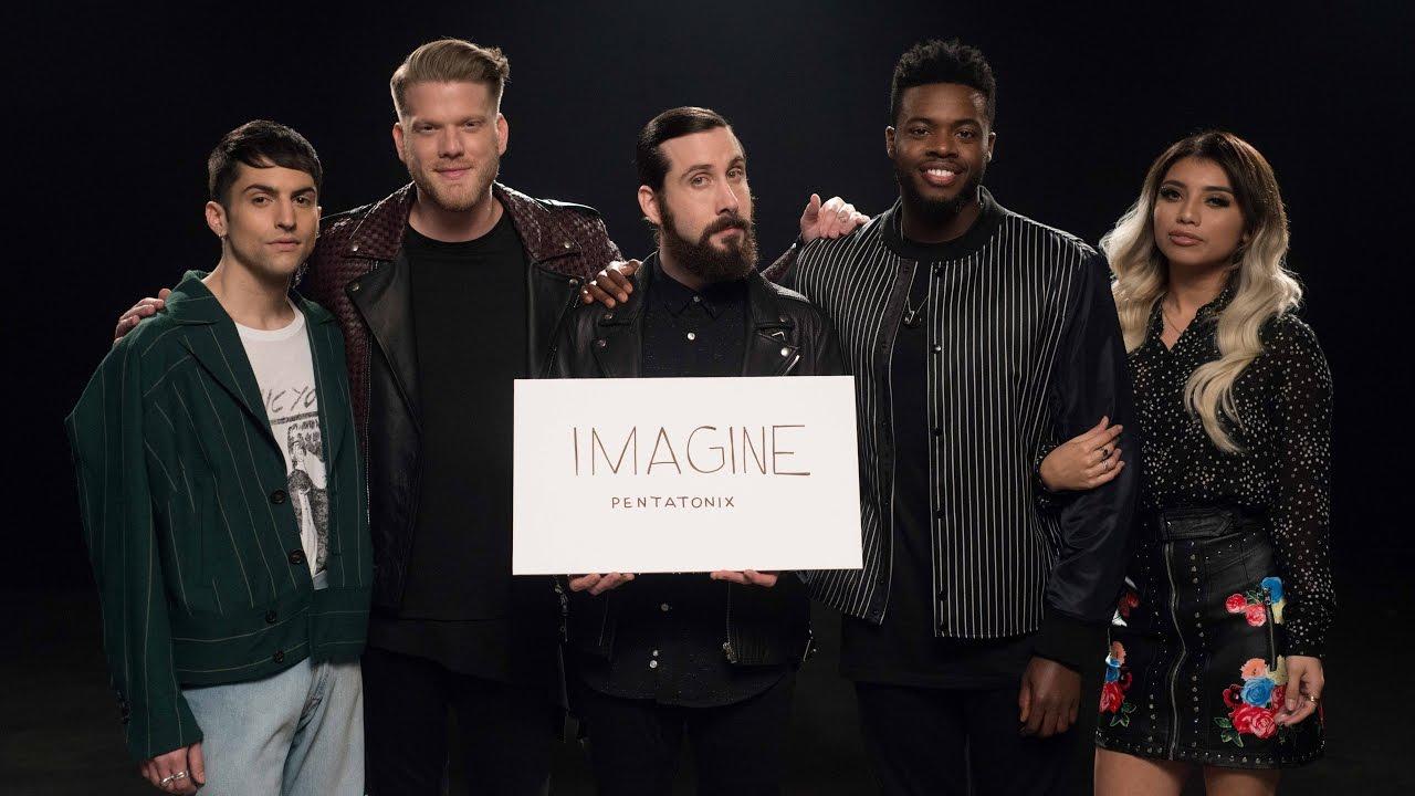 [OFFICIAL VIDEO] Imagine — Pentatonix