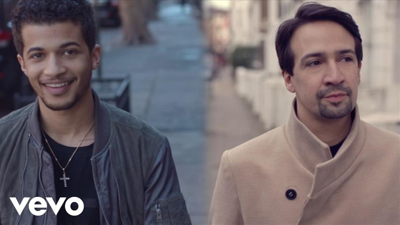 Jordan Fisher — You're Welcome (Official Video) ft. Lin-Manuel Miranda