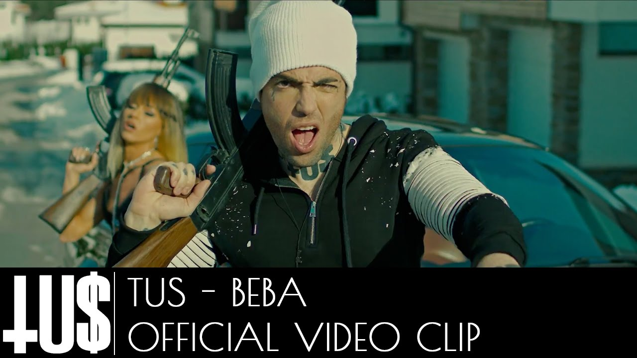 Tus — Μπέμπα | Beba Prod. John Thanos — Official Video Clip