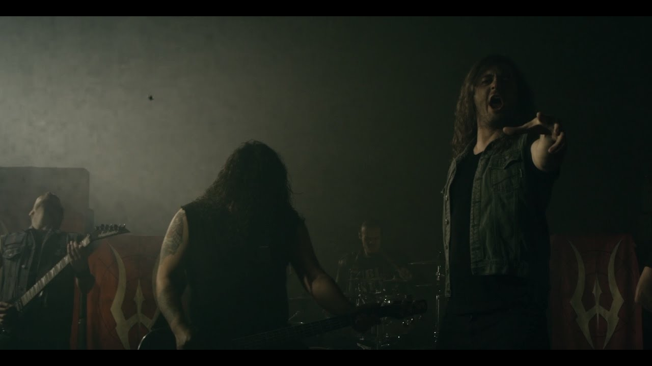 WARBRINGER — Remain Violent (Official Video)   Napalm Records