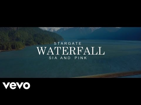 Stargate — Waterfall (Official Video) feat. P!nk and Sia