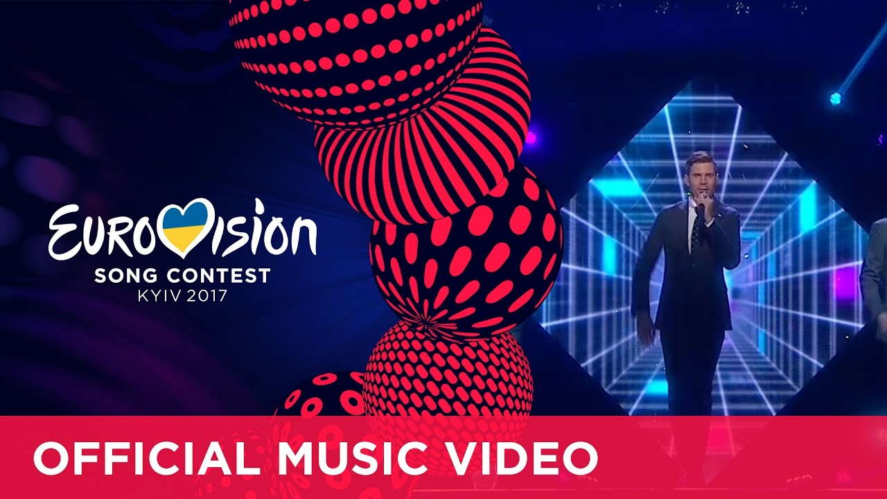 Robin Bengtsson — I Can't Go On (Sweden) Eurovision 2017 — Official Music Video